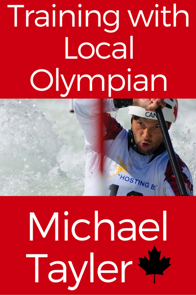 Training with Local Olympian Michael Tayler