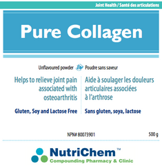 Pure Collagen - NutriChem collagen
