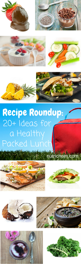 Recipe Roundup: 20+ Ideas for a Healthy Packed Lunch - from an RHN