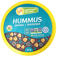 Sunflower Kitchen hummus