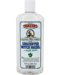 Thayers Unscented Alcohol-Free Witch Hazel with Aloe Vera