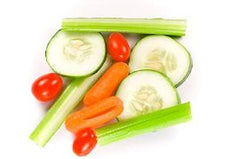Veggies to help with bad breath