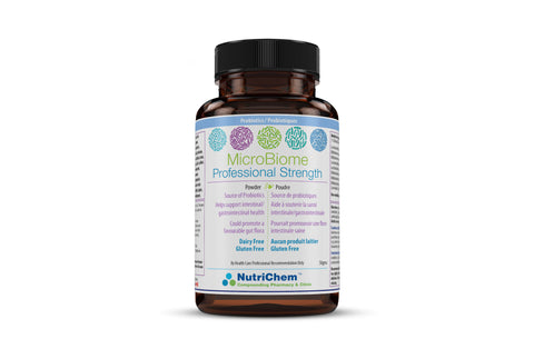 MicroBiome Professional Strength Powder