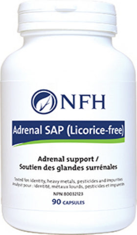 Adrenal SAP (Licorice-free) - CALL TO ORDER 1-888-384-7855