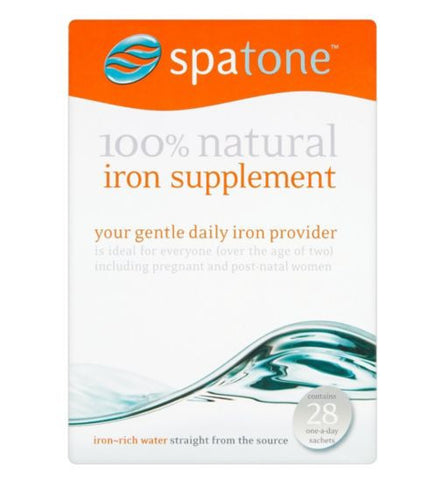 100% Natural Liquid Iron Supplement