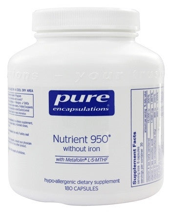 Nutrient 950 (without iron)