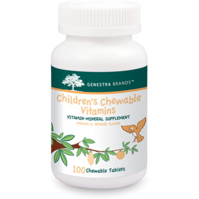 Children's Chewable Vitamins