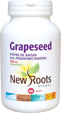Grapeseed Extract (500 mg)
