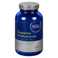 Supreme Multivitamin Iron Free