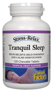 Stress-Relax Tranquil Sleep