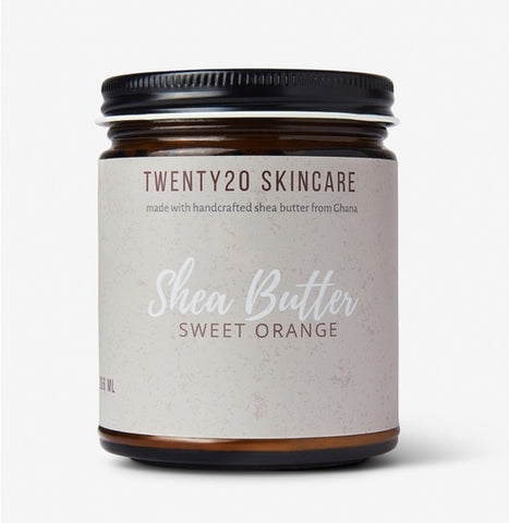 Sweet Orange Shea Body Butter