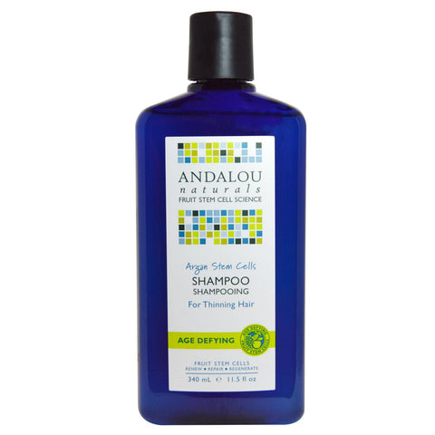 Argan Stem Cells Shampoo For Thinning Hair