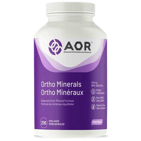 Ortho Minerals *NEW LOWER PRICE*