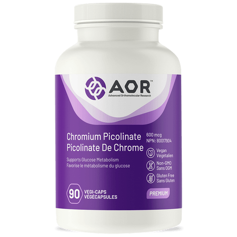Chromium Picolinate *NEW LOWER PRICE*