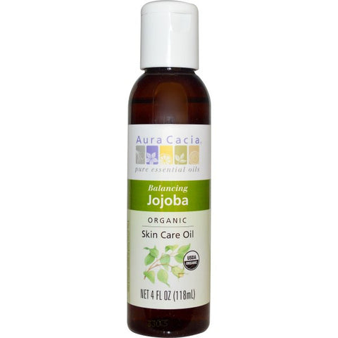 Organic Jojoba Skin Care Oil