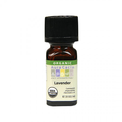 Organic Lavender Essential Oil