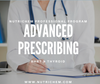 Advanced Prescribing Program For Health Practitioners