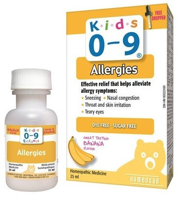 Kids 0-9™ Allergies