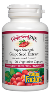 GrapeSeedRich Super Strength Grape Seed Extract