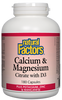 Calcium & Magnesium Citrate with D3