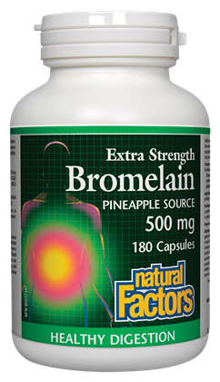 Bromelain 500 mg-Pineapple Source