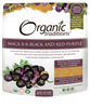 Organic Maca X-6 Black and Red-Purple Powder