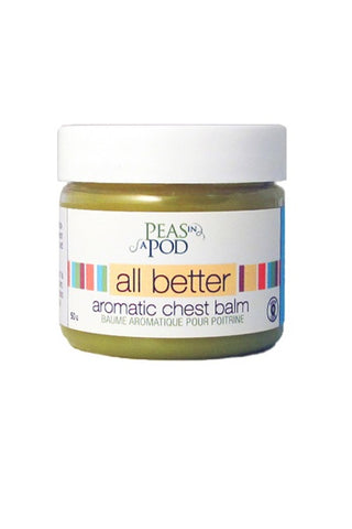 All Better - Aromatic Chest Balm