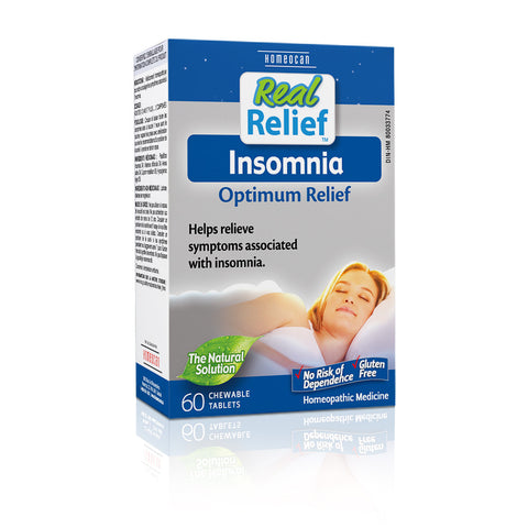 Real Relief Insomnia