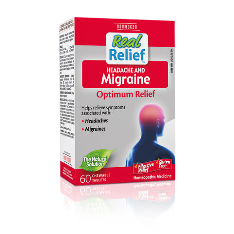 Real Relief Headache and Migraine
