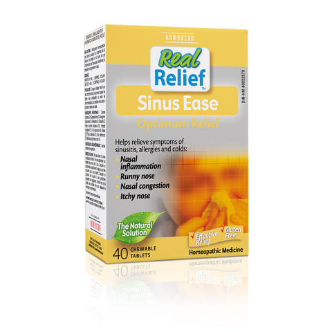 Real Relief Sinus Ease