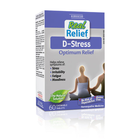 Real Relief D-Stress