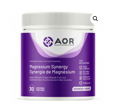Magnesium Synergy *NEW LOWER PRICE*
