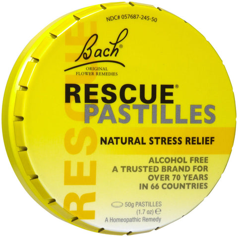 Rescue Pastilles - Orange & Elderflower