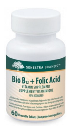 Bio B12 + Folic Acid