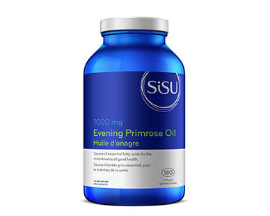 Evening Primrose Oil (1000 mg)