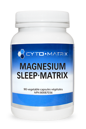 Magnesium Sleep Matrix