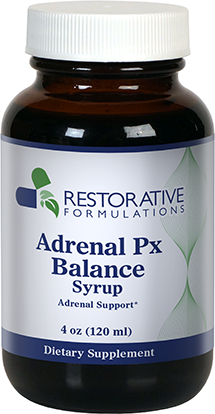 Adrenal Px Balance Syrup - CALL TO ORDER 1-888-384-7855
