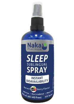 Sleep Sublingual Spray