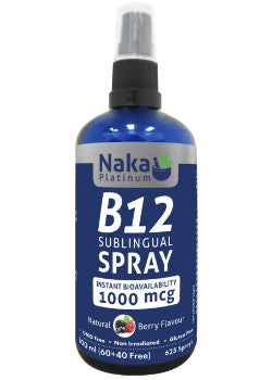 B12 Sublingual Spray
