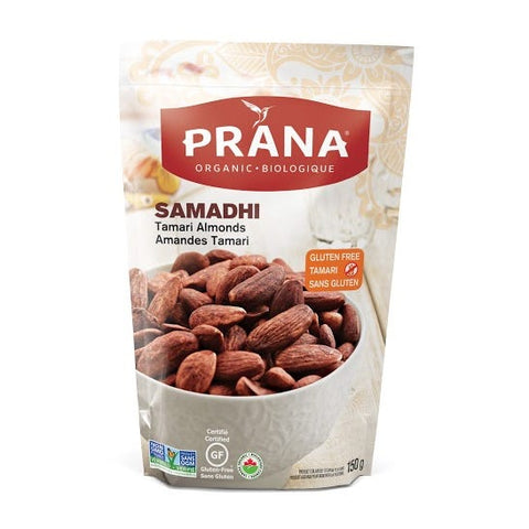 Samadhi Wheat-Free Tamari Almonds