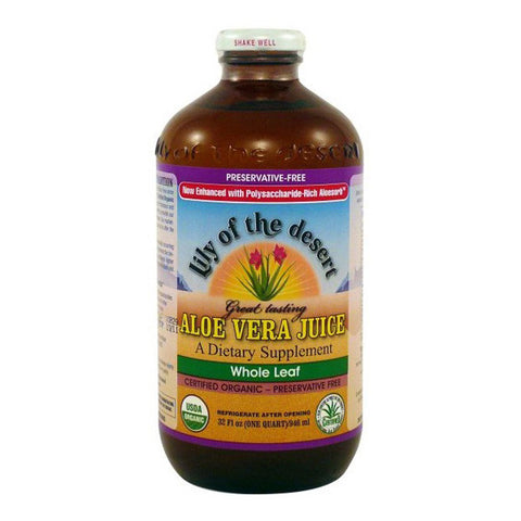 Aloe Vera Juice - Whole Leaf