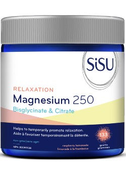 Relaxation Magnesium 250 (Bisglycinate & Citrate)