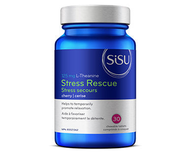 Stress Rescue - Cherry Flavour