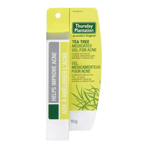 Tea Tree Medicated Gel For Acne