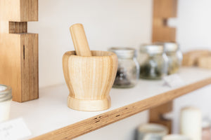 Olive Wood Kitchen Utensils Handmade