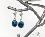 Eilat Stone Lever Back Earrings