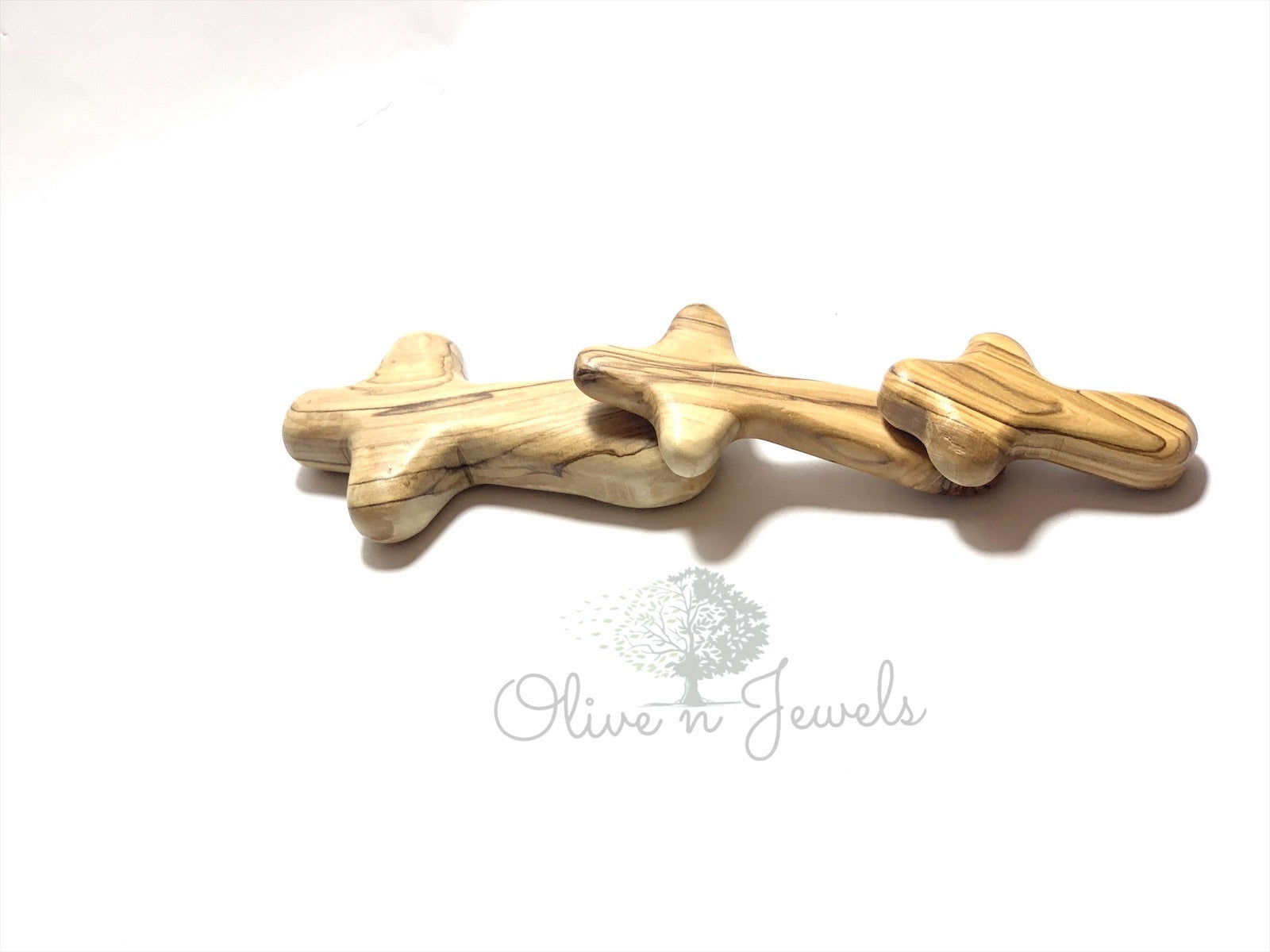 Comfort Cross Olive Wood