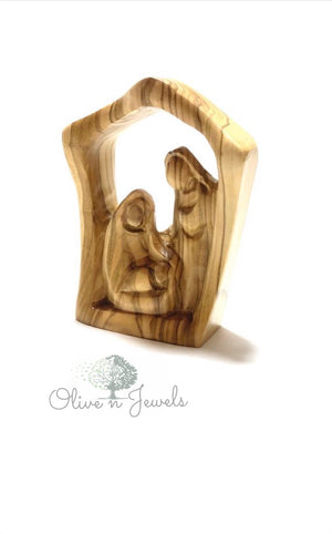 Holy Family Faceless