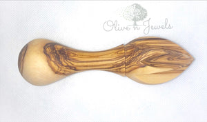 Lemon Juicer Olive Wood