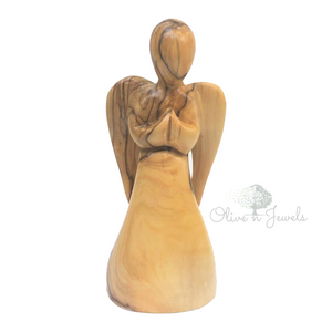 Faceless Angel Praying